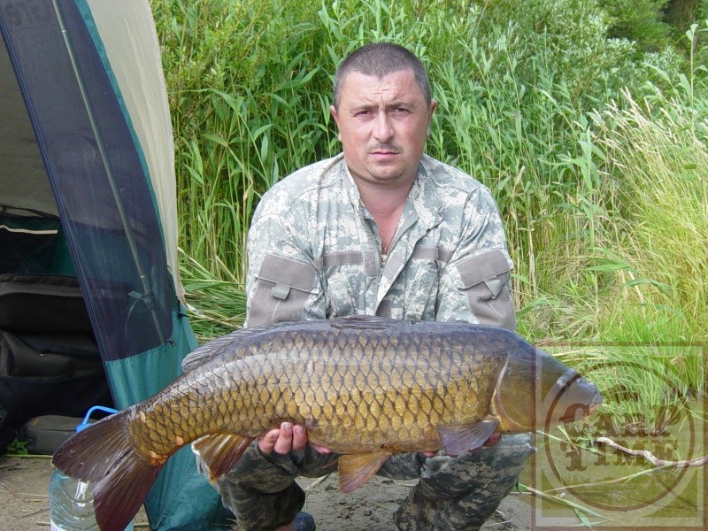 рыбалка на карповом озере калининград