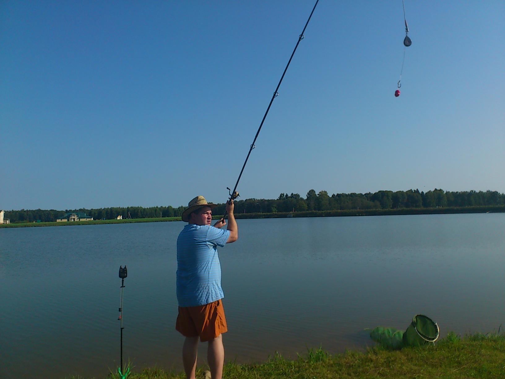 как ловить толстолобика на реке