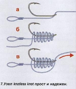 как делается волосяная оснастка