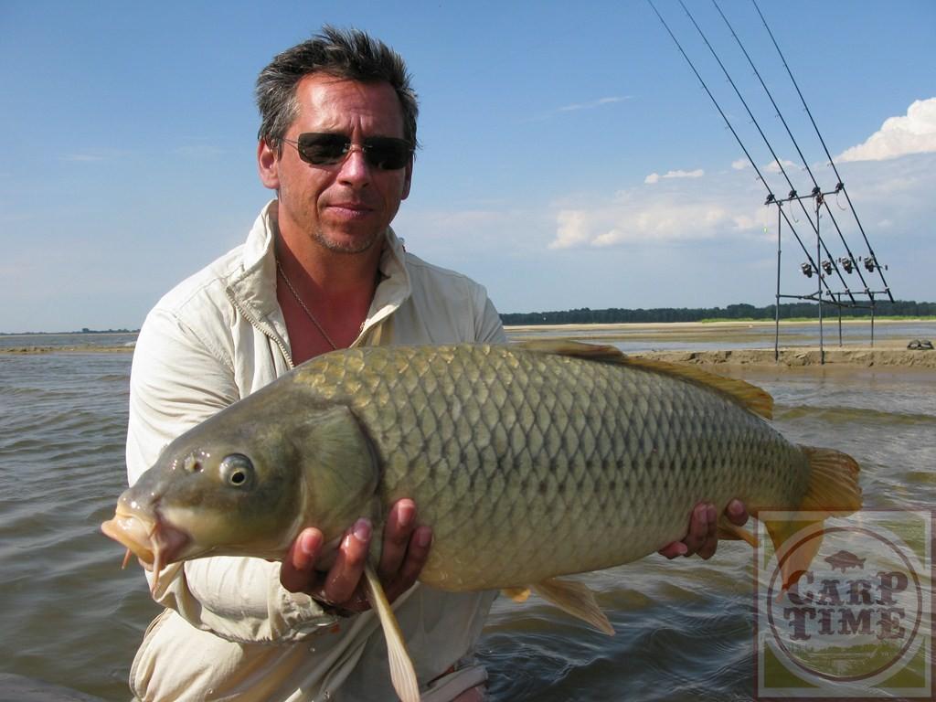 рыбалка на кубани на бойлы