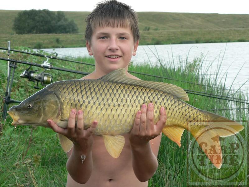 рыбалка на конец лета