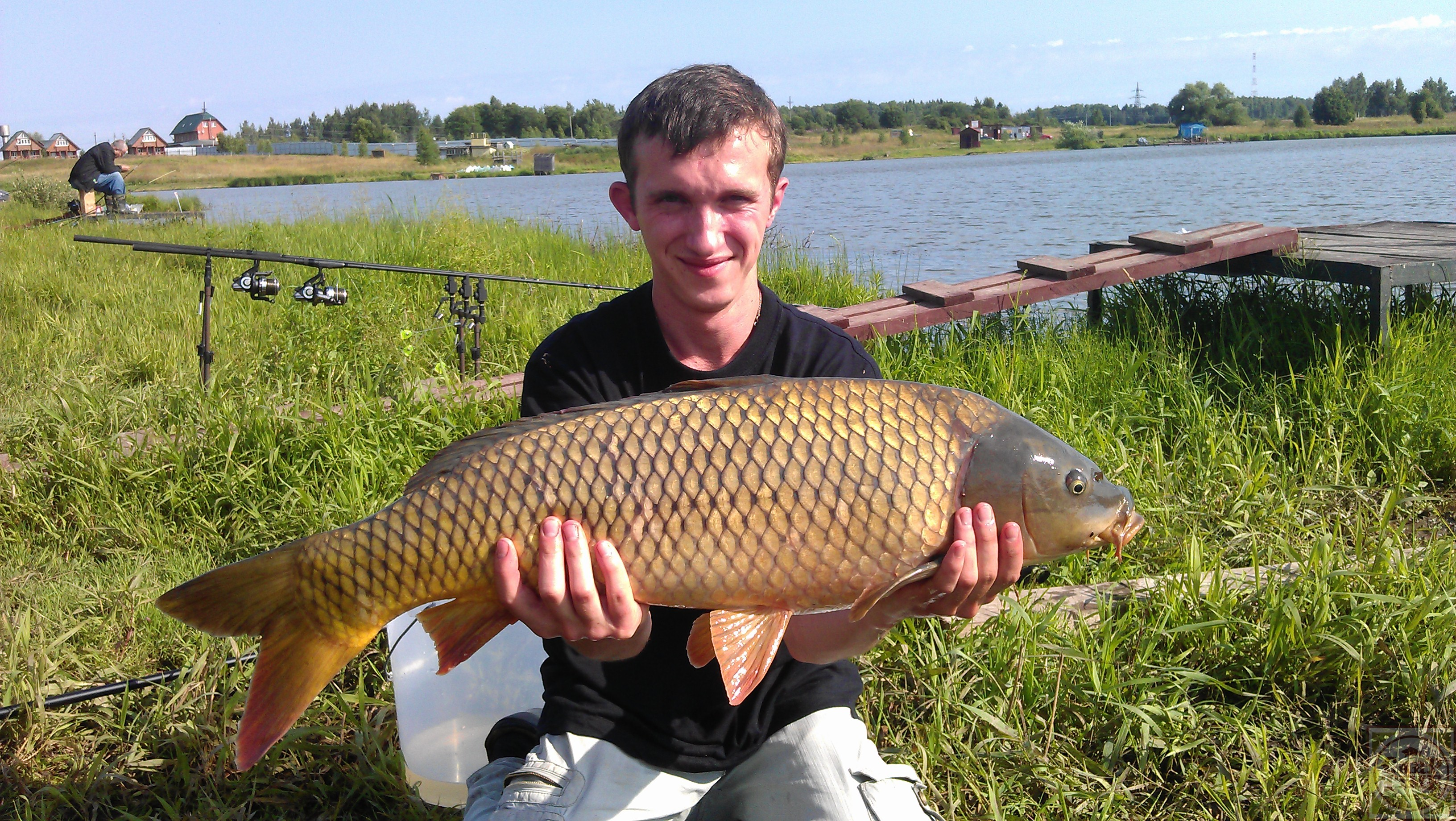 Рыбалка волоколамский район власьево